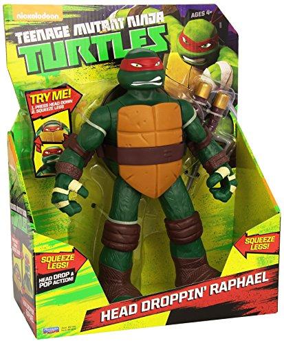 Teenage Mutant Ninja Turtles Raphael Head Dropping Turtles