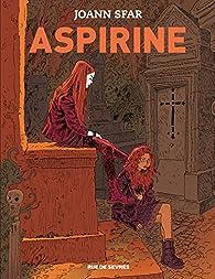 Aspirine par Joann Sfar