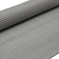 eyepower Canniccio di PVC 100x500cm | Incannucciata di Plastica imitazione