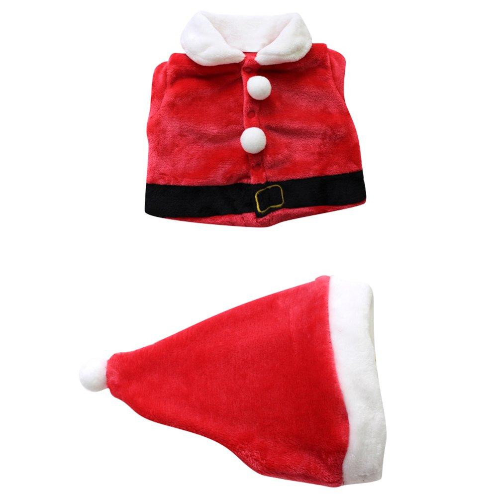 le ssara baby winter 3pcs weihnachten weihnachtsmann. Black Bedroom Furniture Sets. Home Design Ideas