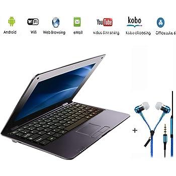 G-Anica® Netbook-Ordenador portátil ultraligero con Android