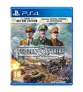 Sudden Strike 4 (PS4) (B01LXZWFXT) | Amazon Products