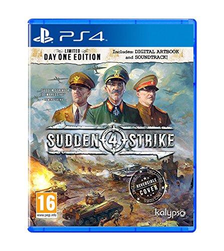 Sudden Strike 4 PS-4 UK multi Day 1