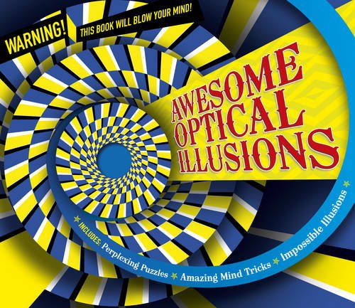 Awesome Optical Illusions (Puzzle Books)