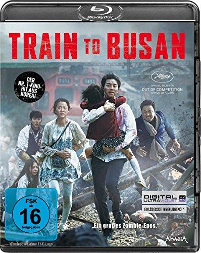 Train to Busan [Alemania] [Blu-ray]