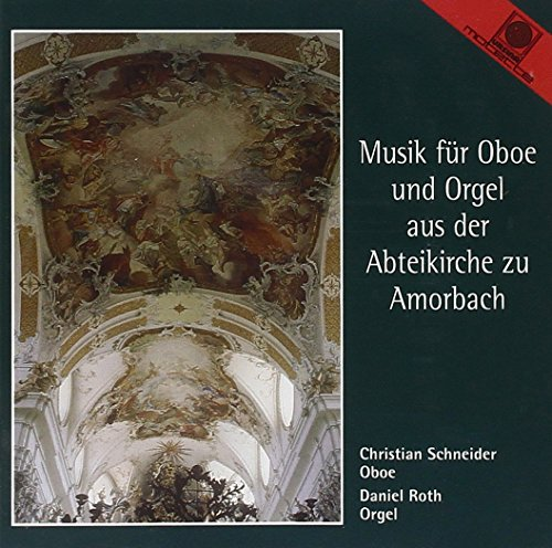 Musik für Oboe und Orgel aus der Abteikirche zu Amorbach