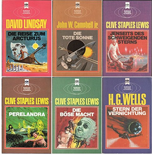 Heyne Science Fiction Classics Sammlung I -