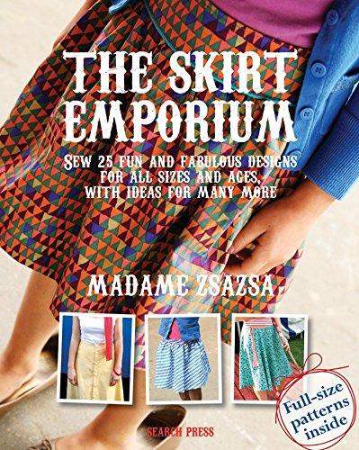 Fun Size Kostüm - The Skirt Emporium: Sew 25 fun