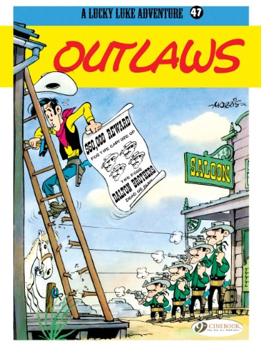 Lucky Luke - tome 47 Outlaws (47)