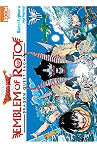 Dragon Quest - Emblem of Roto Edition simple Tome 19