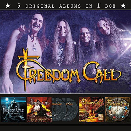 Freedom Call (5 CD)