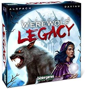 Bézier Games BEZUWLG Ultimate Werewolf Legacy, álbum de Foto y Protector