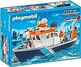 Playmobil 9148 - City Action - Bateau Remorqueur