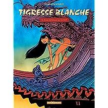 Tigresse Blanche, tome 4 : Une espionne sur le toit
