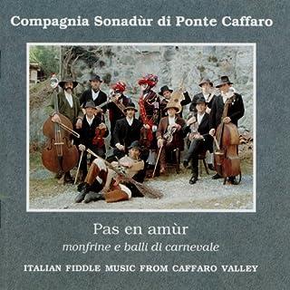 Pas en amùr - Monfrine e balli di carnevale: Italian Fiddle Music from Caffaro Valley