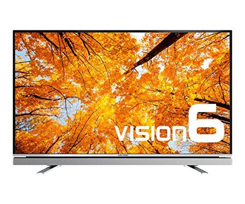 Grundig 49VLE6621BP - Smart TV Wi-Fi Negro LED TV, 49'(124.5 cm) Full HD DVB-T2, 1920 x 1080 Pixels, PPR (Picture Perfection Rate), Flat, 4:3, 14:9, 16:9