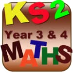 Key Stage (KS2) Maths - Year 3 and 4