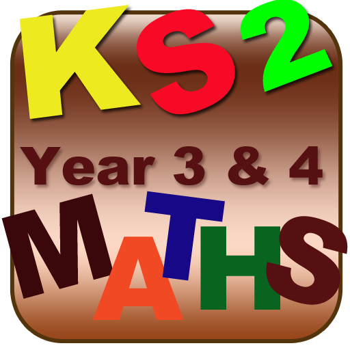 Key Stage KS2 Maths Year 3 and 4 Amazoncouk Appstore for – Key Stage 2 Maths Worksheets Uk