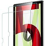 ESR Protector de Pantalla para Huawei MediaPad M5 Lite 10 [2 Piezas] [Vidrio Templado 9H] [Sin Burbujas] Resistente a Rayones