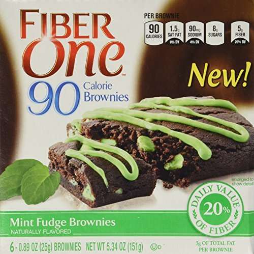 fiber-one-snacks-90-calorie-mint-fudge-brownies-6-count-pack-of-6-by-fiber-one-snacks