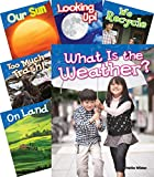 Let's Explore Earth & Space Science Grades K-1, 10-Book Set (Informational Text: Exploring Science) (Teacher Created Materials Library)
