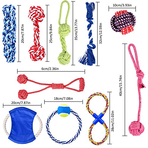 Dog-ToysLegendog-10-Pack-Dog-Rope-Toy-Sets-Puppy-Dog-Cotton-Rope-Toys-Durable-Chew-Toys-for-Small-and-Medium-Dogs