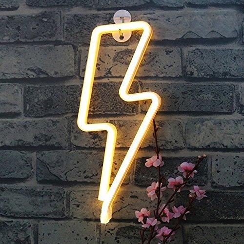 Veilleuse néon LED en forme de nuage VC073 - Applique murale ou lampe de bureau - Blanc chaud - Décoration d'intérieur - Piles et port USB - Pour festival, mariage, chambre d'enfant - XIYUNTE