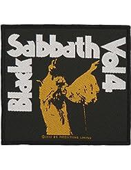 Black Sabbath Vol. 4 Official Patch (10cm x 10cm)