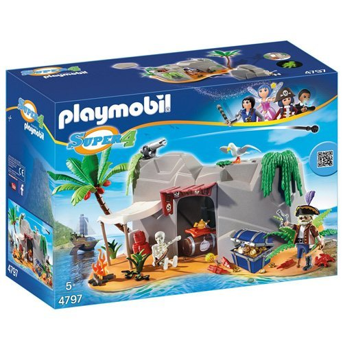 Playmobil - Cueva Pirata