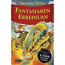 Fantasiaren erreinuan (Libros en euskera)
