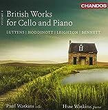 British Cello & Piano Works [Paul Watkins; Huw Watkins ] [CHANDOS: CHAN 10862]