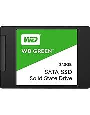 Western Digital WD Green 240 GB 2.5 inch SATA III Internal Solid State Drive (WDS240G2G0A)
