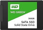 WD Green 240GB Sabit PC SSD - SATA III 6 Gb/s, 2.5