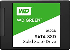Western Digital 240GB GreenSeries 3D-NAND SSD Disk WDS240G2G0A