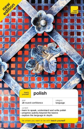 Teach Yourself Polish Book (Teach Yourself Complete Courses) by Nigel Gotteri (2008-03-28)