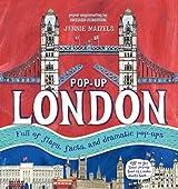 Pop-Up London by Jennie Maizels (2012-04-10)
