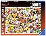 Ravensburger 19772 - Emoji Puzzle, 1000 Pezzi