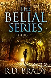 The Belial Series, Books 1-3 (English Edition)