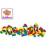 HEROS 100010151 - Juego de 100 bloques de construcción