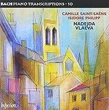 Klaviertranskriptionen,Vol.10: Saint-Saëns/+