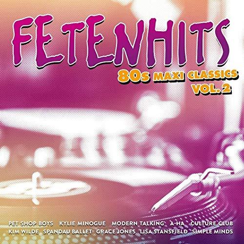 Fetenhits - 80s Maxi Classics Vol. 2 -