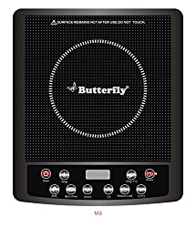 BUTTERFLY JET ELECTRIC POWER HOB INDUCTION COOK STOVE