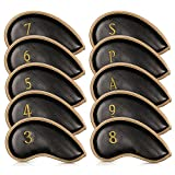Iron Head Covers 10 pcs Golf Club Head Cover - Best Reviews Guide
