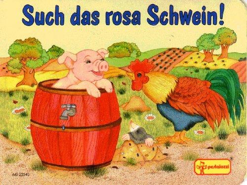 Pestalozzi Verlag GmbH Fröhliche Such- Bilderbücher. 6 Expl. sortiert a DM 5.-