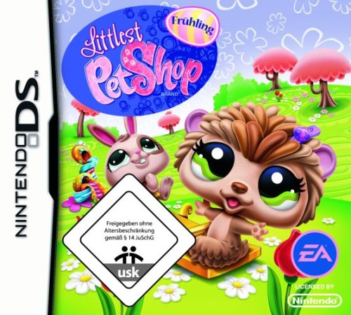 Littlest Pet Shop: Frühling - Shop Pet Ds-littlest