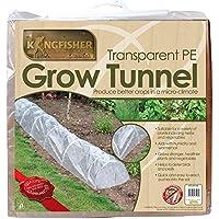 Kingfisher Túnel de polietileno transparente