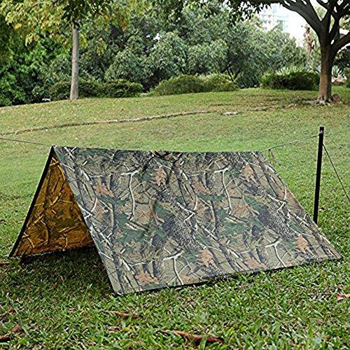 Mochoose Giacca Adulti Camouflage Jungle Multifunzione Impermeabile Con Cappuccio Poncho Ispessimento Impermeabile Antivento Esterna Militare Di Caccia Di Campeggio Colore5