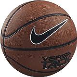 Nike Versa Tack Ballon de basket- 7, Mixte, Ball Versa Tack - 7, Amber/Black-Platinum, 7