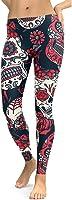 Cebbay Pantalones Yoga Mujeres Leggins de Fitness para Mujer Liquidación Pantalones Chandal Deportivos con Estampado de...