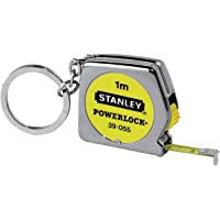 STANLEY 0-39-055 - Flessometro Powerlock portachiavi da 1m
